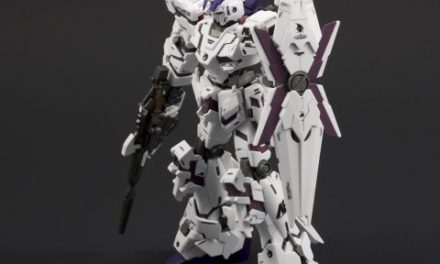 Completed Build 1 + Tear Apart: HG Purple Frame Unicorn