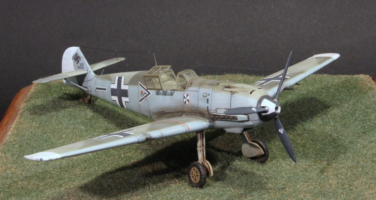 Airfix Messerschmitt