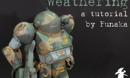"""New"" Weathering and Hand-Painting Tutorials"
