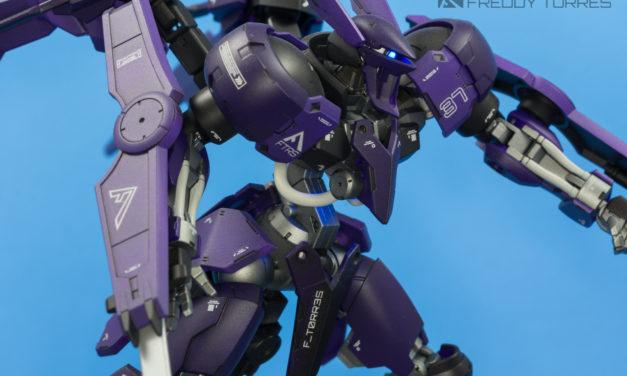 Completed Build 4: Dark Matter Grimgerde