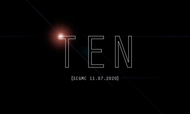 SGCMC 2020 Announced