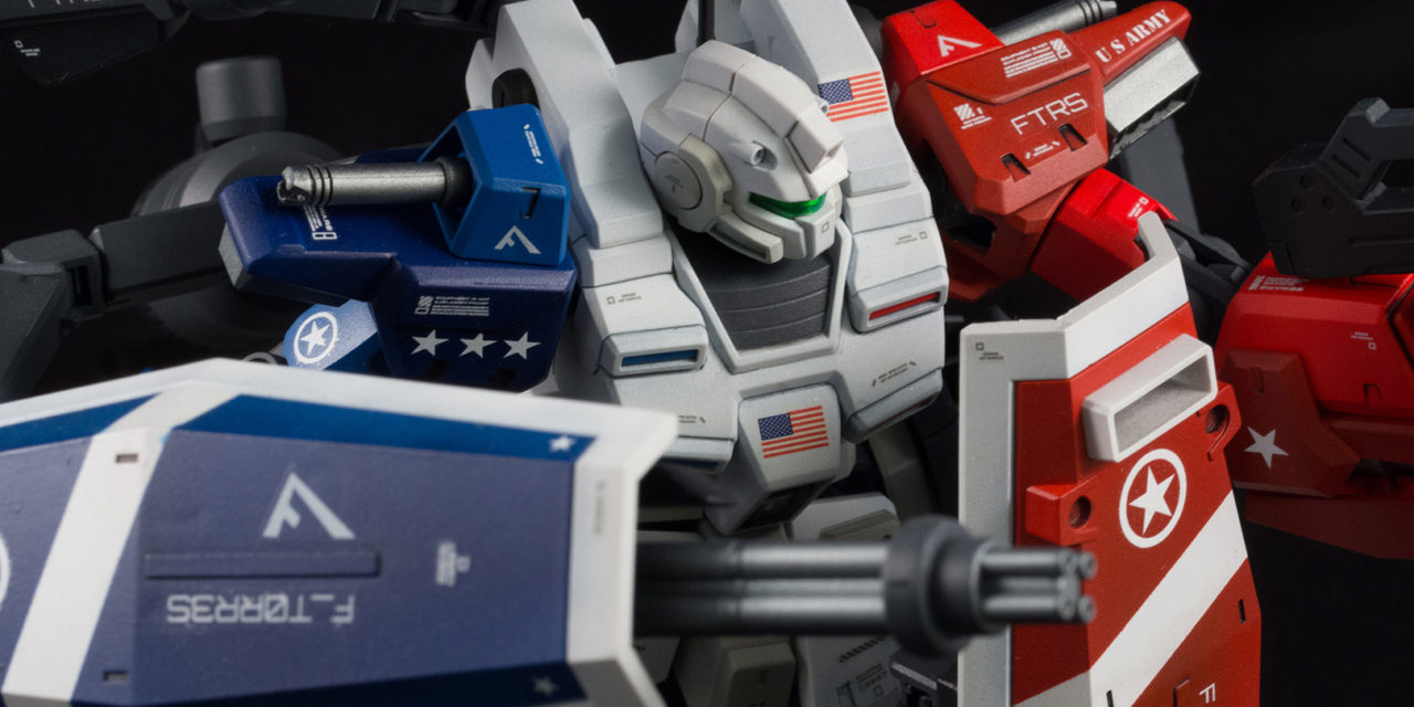 Completed Build 3: Powered GM 'Murica