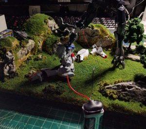 IBO Diorama WIP 1: The Base