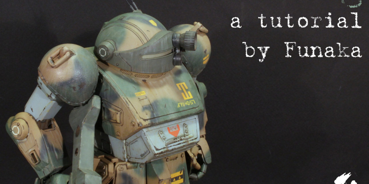 """""""New"""" Weathering and Hand-Painting Tutorials"""